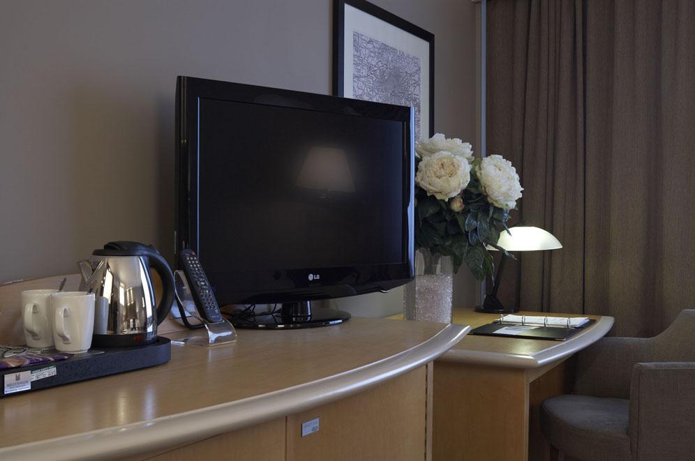 Copthorne Slough-Windsor Bedroom